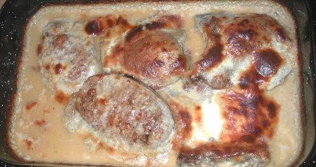 Parmesan-Kotelett