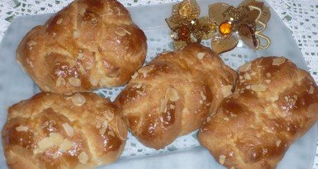 Griechische Ostern-Plätzchen