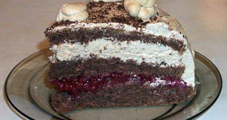 Cappuccino-Sahne-Torte (ganz einfach)