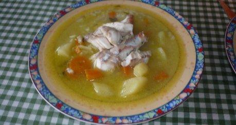 Griechischer Fischsuppe