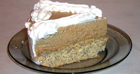 Mousse au Cafe Torte