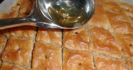 Baklava aus Pilion