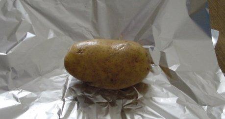 Ofenkartoffeln - gebackene Kartoffeln (Basisrezept)