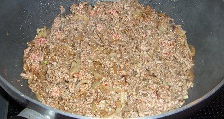 Paprika-Hackfleisch-Pfanne (Diät)