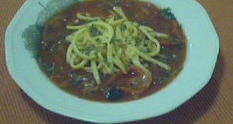 Schwäbische Tomatensuppe