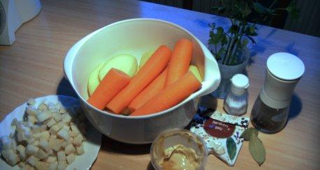 Muttans Kartoffelsuppe