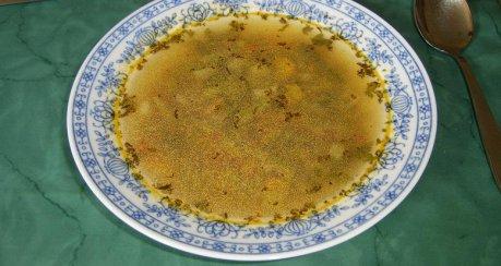 Schnittbohnensuppe für Kartoffelmuffel