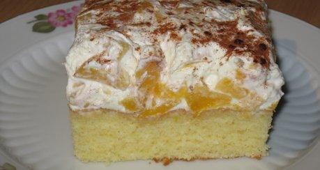 Fanta Kuchen Mit Pfirsich Schmand Rezept Webkoch De