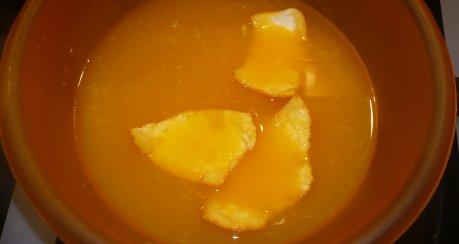 Griechischer Joghurt-Orangenauflauf