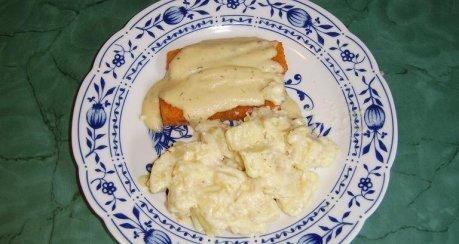 Warmer Kartoffelsalat aus Thüringen