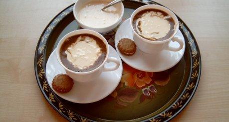 """Kaffee """"Gogl-Mogl"""""""