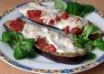 Rezept Auberginen mit Mozzarella