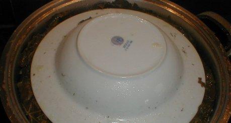Gefüllte Weinblätter mit Eier-Zitronen-Sauce