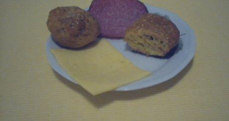 Käsebrötchen 'to go'