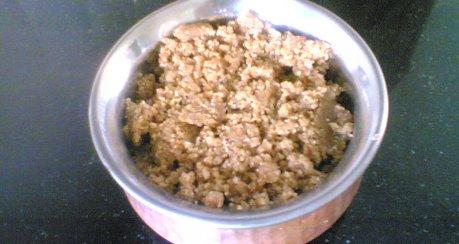 Erdnuss-Chutney
