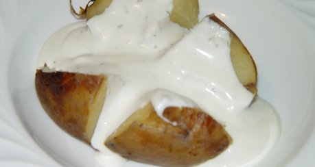 SourCreme - zu Kartoffeln oder Fleisch
