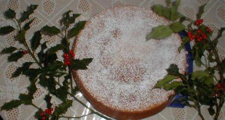 Vasilopitta ( Neujahrskuchen )