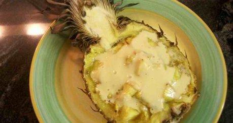 Pina Dorada (Vergoldete Ananas)