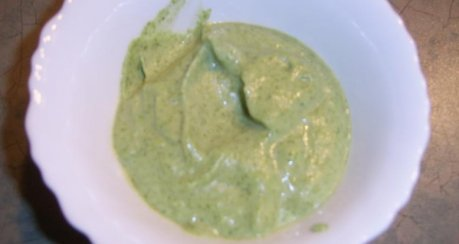 Mojo Verde (Grüne kanarische Knoblauch-Soße)