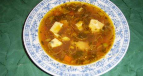 Eierstich (Beilage zu Suppen)