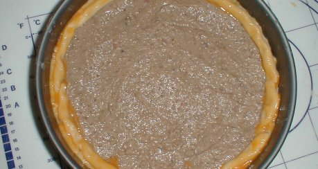 Maronenkuchen ( Castanlet )