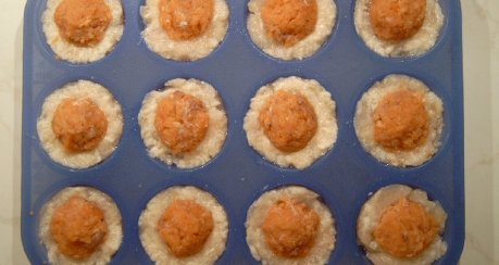 'Kaviar' a la Siri (oder Fisch-'Spiegeleier')