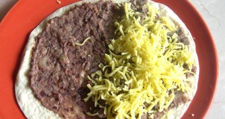 Tortillas mit Rind