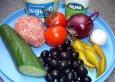 Rezept Schichtsalat Griechische Art