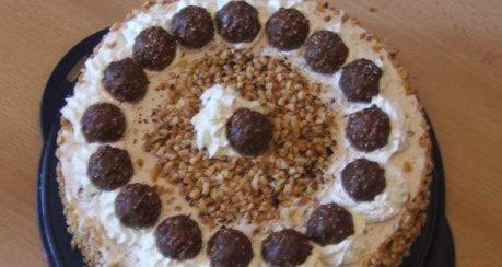 Ferrero Rocher Torte Rezept Webkoch De