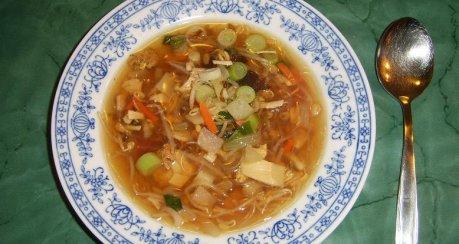Thaisuppe auf die Schnelle