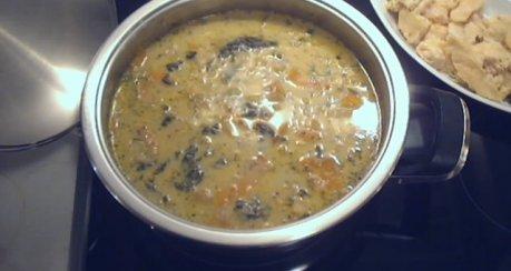 Thaisuppe (sehr variabel & schnell...)