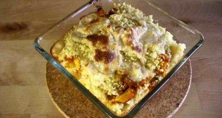 Couscous-Lasagne