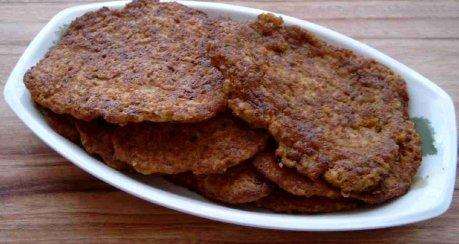 Kohlrabi-Nuß-Puffer