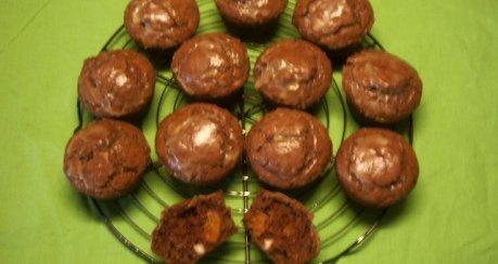 Macadamia - Schoko - Muffins