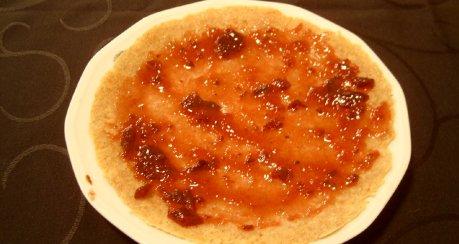 Buchweizen-Crepes (glutenfrei!) - mit bunter Füllung