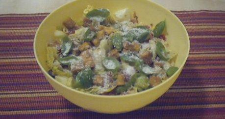 Mittelmeer-Salat
