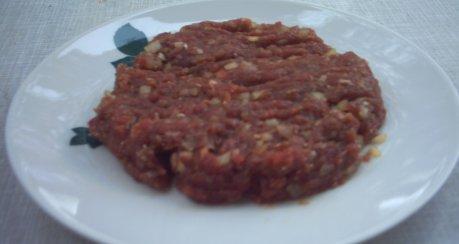 Beef Tatar (herzhaft und einfach)