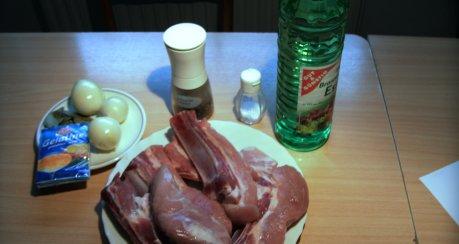 Mein Sauerfleisch
