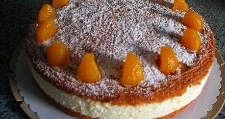Mandarinen-Quarktorte