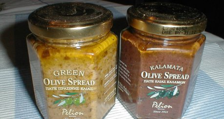Tomaten-Oliven-Knoblauchpaste für Pizza & Brot