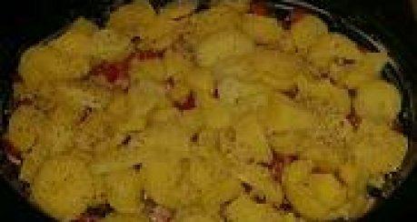Forellenfilets Kartoffel Auflauf