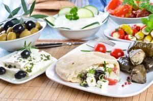 griechische Brot