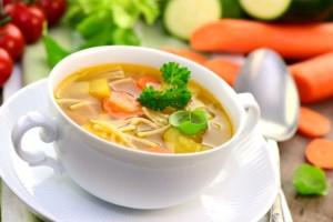 Klare Suppe