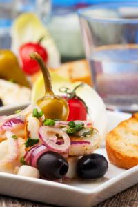 Oliven Vorspeise