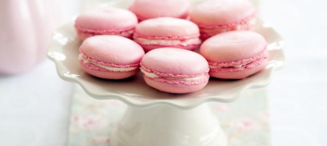 Trendgebäck Macarons