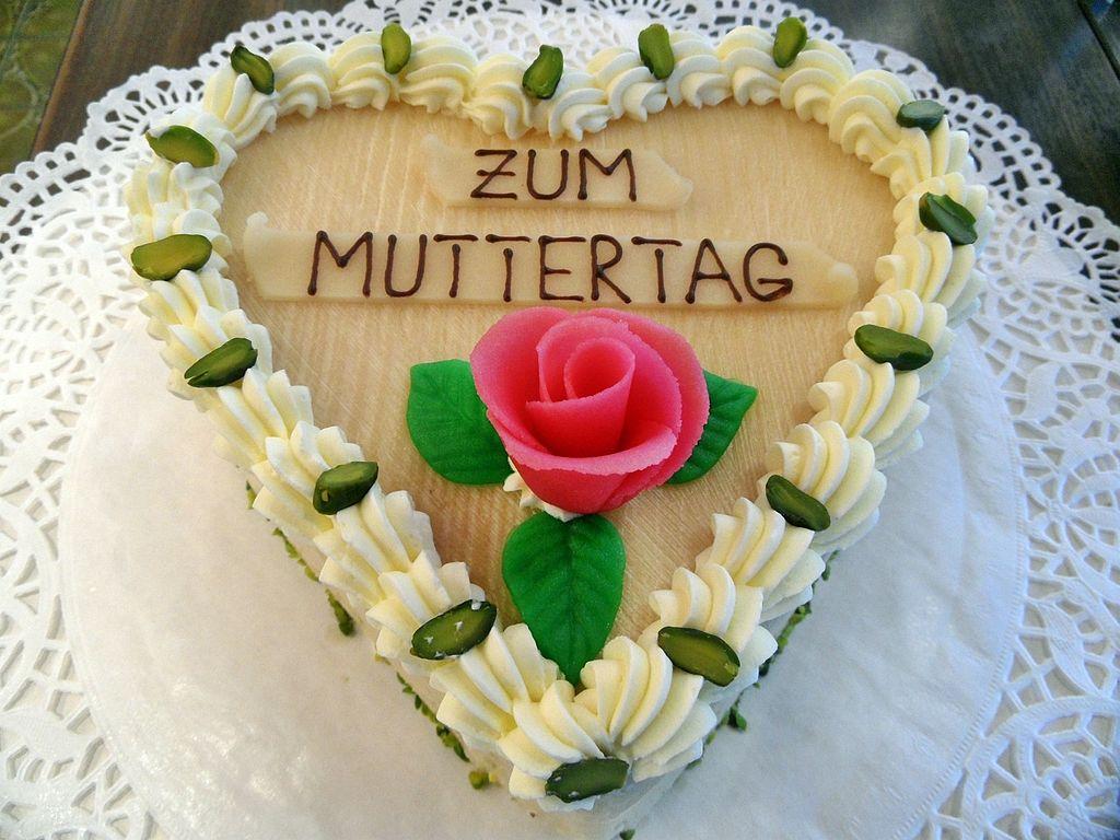 Kuchen Backen Zum Muttertag Tipps Fur Geschmack Und Optik Tipps