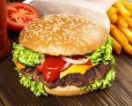 Gesunde Alternativen zu Fast Food