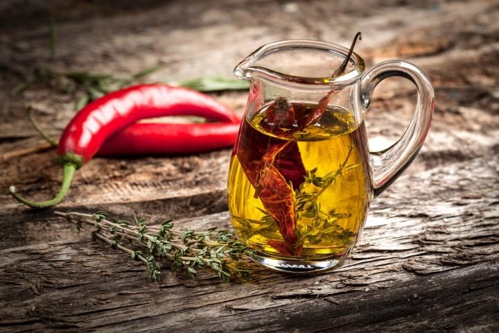 Chili hat eine anregende Wirkung auf Körper und Kreislauf.