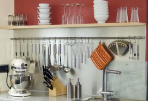 Wichtige Utensilien zum Kochen